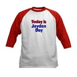 Today Is Jayden Day Tee