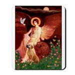 Angel / R Ridgeback Mousepad