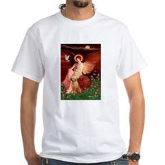 Angel / R Ridgeback White T-Shirt