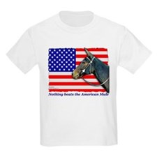 Nothing beats the American Mule T-Shirt