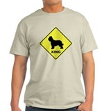 Briard Crossing T-Shirt