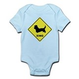 Dandie Crossing Onesie