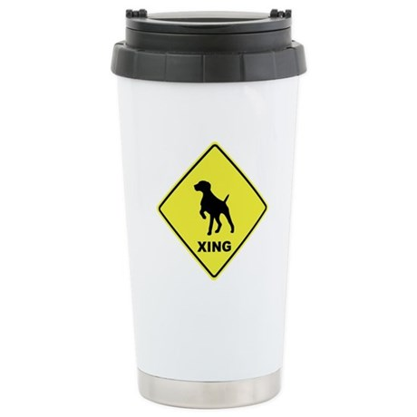 GSP Crossing Ceramic Travel Mug