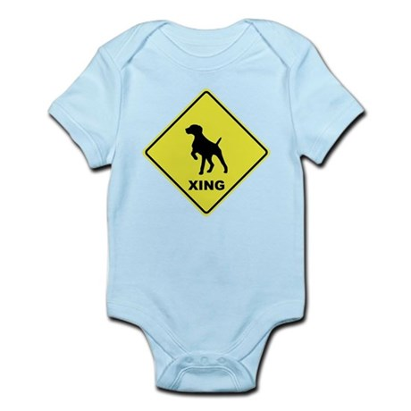 GSP Crossing Infant Bodysuit