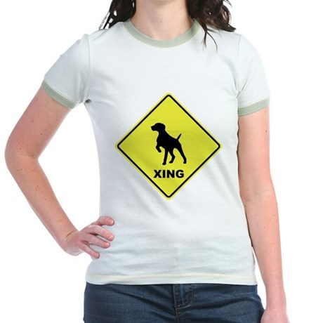 GSP Crossing Jr. Ringer T-Shirt