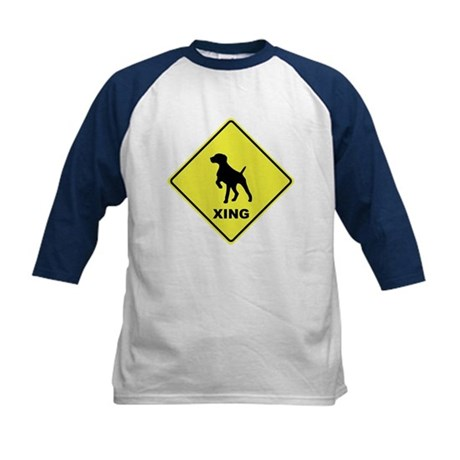 GSP Crossing Kids Baseball Jersey
