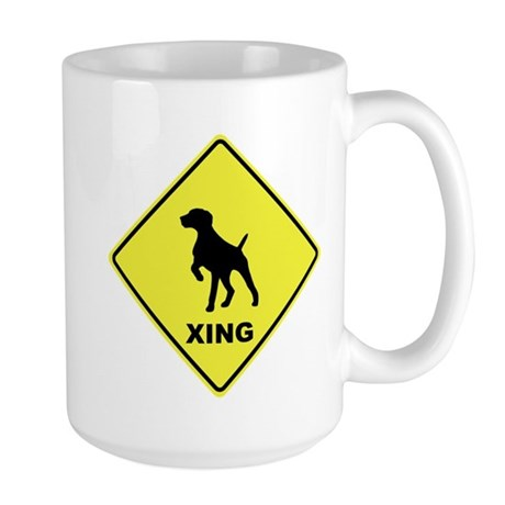GSP Crossing Large Mug