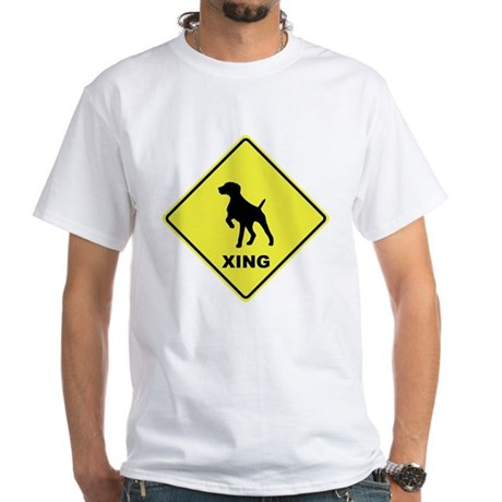 GSP Crossing White T-Shirt