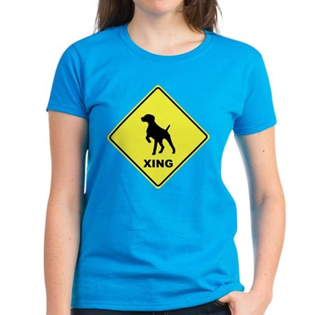 GSP Crossing Women's Dark T-Shirt