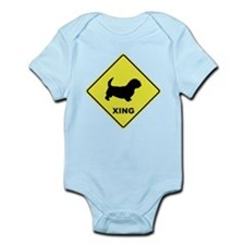 Glen of Imaal Crossing Infant Bodysuit