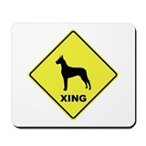 Great Dane Crossing Mousepad