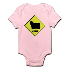 Puli Crossing Infant Bodysuit