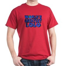 World's Greatest Lolo T-Shirt