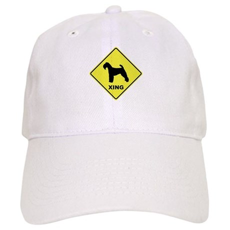 Welsh Terrier Crossing Cap