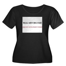 Real Men Become Community Development Workers Wome