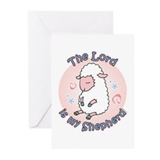 Lord Is My Shepherd Greeting Cards (Pk of 20)