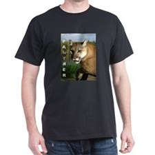 Florida Panther Black T-Shirt