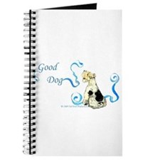 Good Dog - Fox Terrier Journal