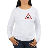 Caution Oryx, Namibia T-Shirt