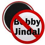 Red Slash Through Bobby Jindal Magnet