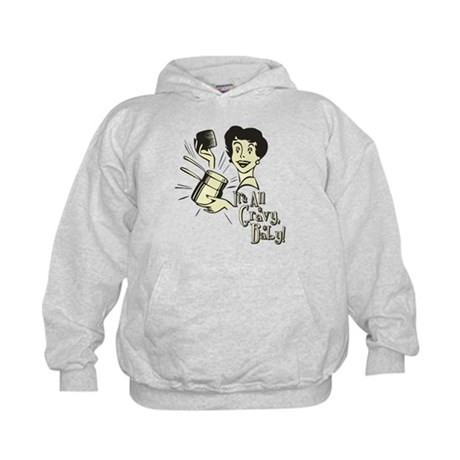 It's All Gravy Kids Hoodie