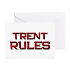 trent rules Greeting Cards (Pk of 10)
