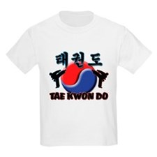 Tae Kwon Do Kids T-Shirt