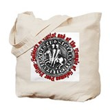 Knights Templar Seal Tote Bag