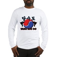 Tang Soo Do Long Sleeve T-Shirt