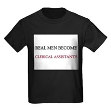 Real Men Become Clerical Assistants T