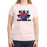 Hwa Rang Do Women's Pink T-Shirt