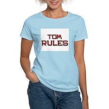 tom rules T-Shirt