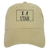 Men's I Run Utah Hat