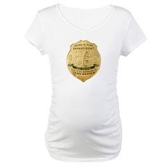 Minnesota Game Warden Maternity T-Shirt