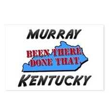 murray kentucky - been there, done that Postcards