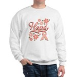 Hope Pink Ribbon Sweatshirt