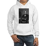 Irish Poet: Thomas Moore Hooded Sweatshirt