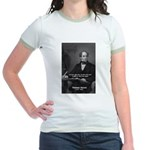 Irish Poet: Thomas Moore Jr. Ringer T-Shirt