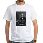 Irish Poet: Thomas Moore White T-Shirt