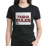 tasha rules Women's Dark T-Shirt