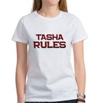 tasha rules Women's T-Shirt