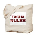 tasha rules Tote Bag