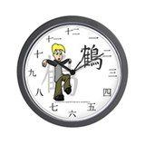 Fu-Q Robert Wall Clock