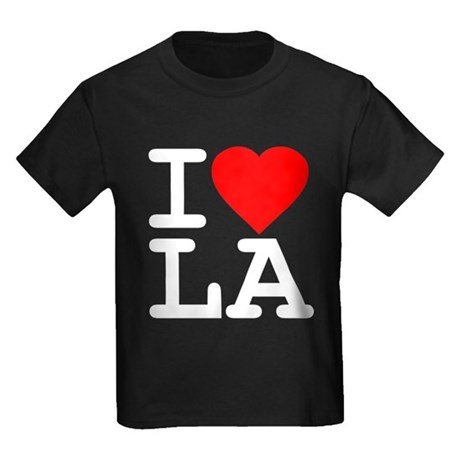 I Love LA Kids T-Shirt