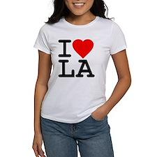 I Love LA Tee