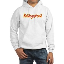 home bulldog gifts Hooded Sweatshirt