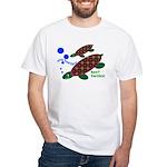 See? Turtles! White T-Shirt