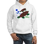 See? Turtles! Hooded Sweatshirt