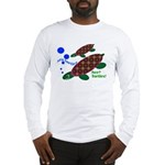 See? Turtles! Long Sleeve T-Shirt