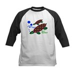 See? Turtles! Kids Baseball Jersey